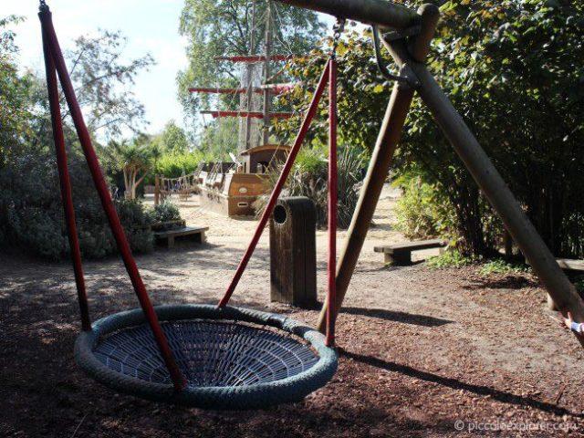 Diana Memorial Playground Kensington Gardens