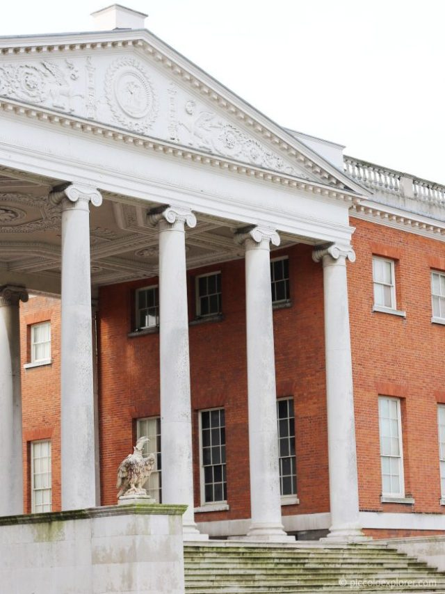 National Trust Osterley House London
