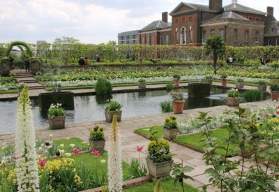 Kensington Palace Princess Diana Memorial Garden
