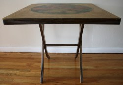 Small Of Folding Card Table