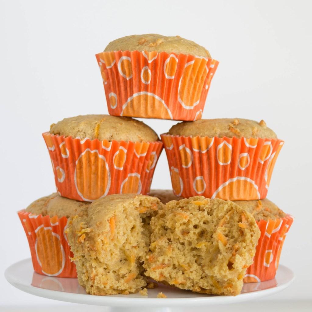 Carrot Cake Muffin Maple Grove