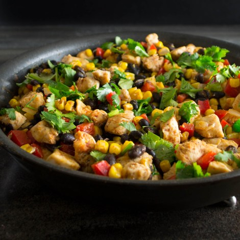 Southwestern Chicken Skillet | Pick Fresh Foods