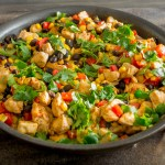Southwestern Chicken Skillet Dinner