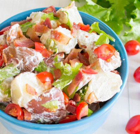 BLT Potato Salad | Pick Fresh Foods