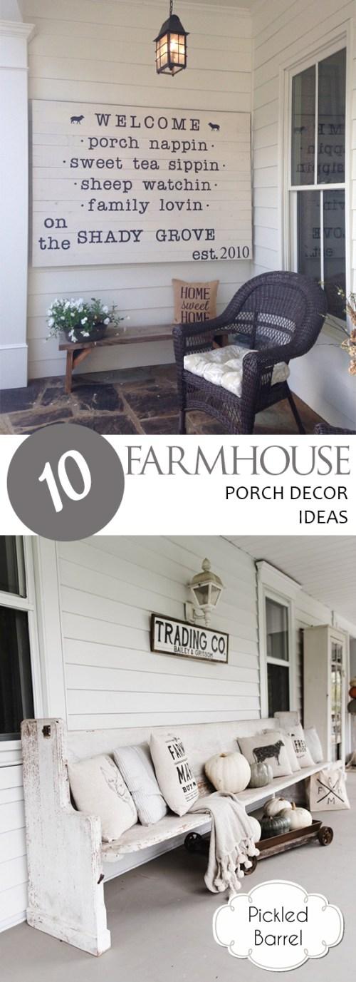 Medium Of Farmhouse Home Decor