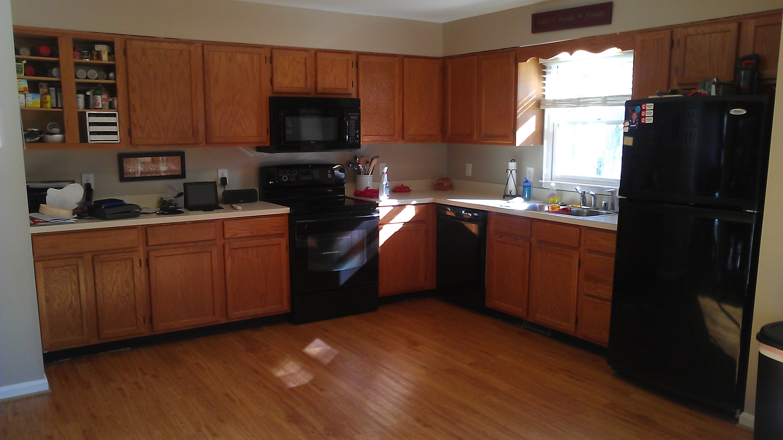 budget friendly kitchen remodel diy cheap kitchen remodel Image