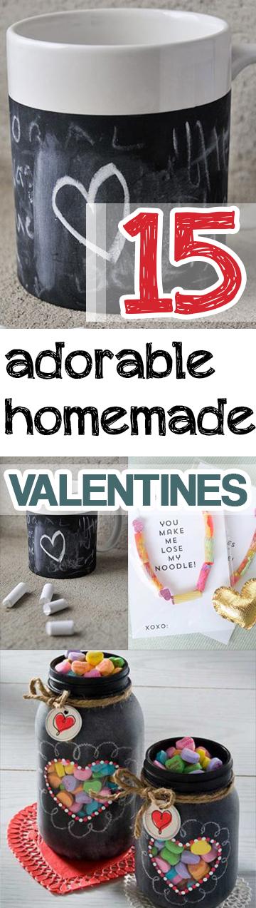 Homemade Valentines, Homemade Valentines Day Projects, Valentines Day Crafts, Easy Class Valentines, School Valentines Ideas, Easy Valentines, Lovable Valentines, Popular, Homemade Valentines, Easy Homemade Valentines