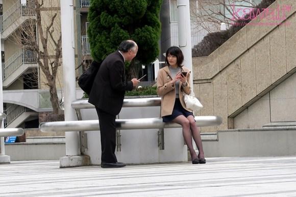 緒奈もえ 中年男と出会ったその日に狂ったようにハメまくる変態ケダモノSEXサンプルイメージ9枚目