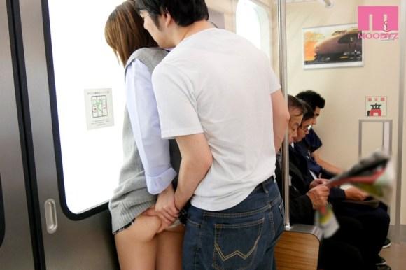 椎名そら 痴漢したJKがその後僕を好きになり本気でむさぼり合ったサンプルイメージ8枚目