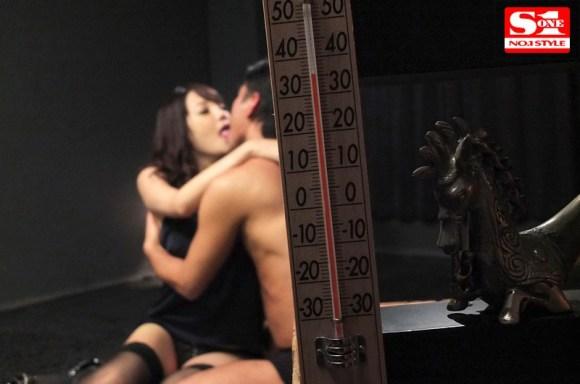 RION 汗だく汁だくRIONの本気汁ダラダラ熱気ムンムン灼熱性交サンプルイメージ1枚目