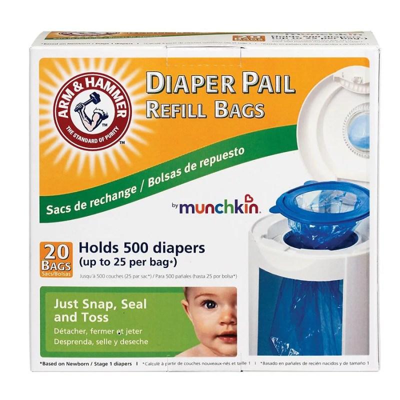 Large Of Munchkin Diaper Pail Refills