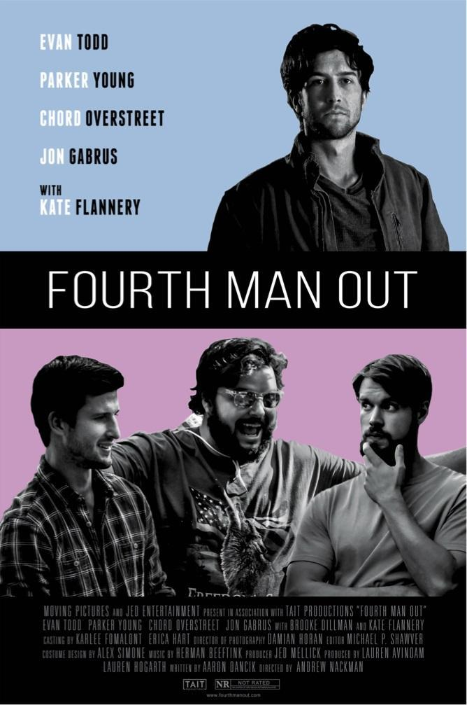 Poster do filme Fourth Man Out