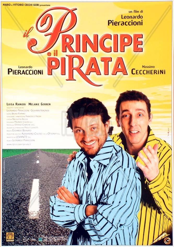 Poster do filme O Príncipe Pirata
