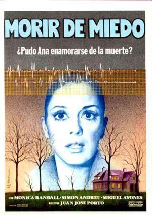 Poster do filme Morir de Miedo