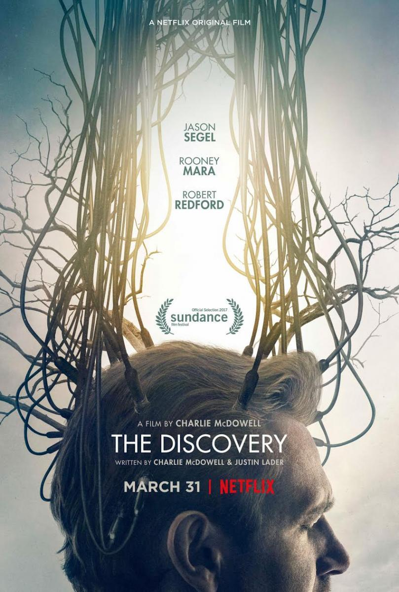 Resultado de imagen para The Discovery (2017) pelicula