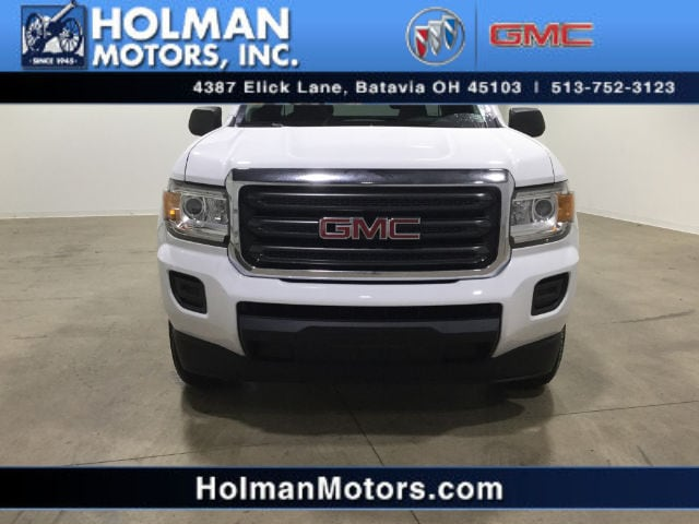 New 2018 GMC Canyon For Sale   Batavia OH 2018 GMC Canyon Work Truck Truck Extended Cab
