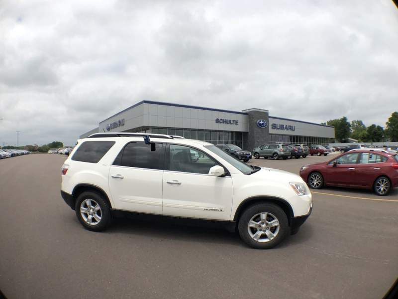 Used 2008 Gmc Acadia For Sale Sioux Falls SD   VIN  1GKEV33728J131040 Used 2008 Gmc Acadia Slt SUV for sale in Sioux Falls  SD at Schulte Subaru