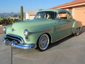 49' Oldmobile Rocket 88