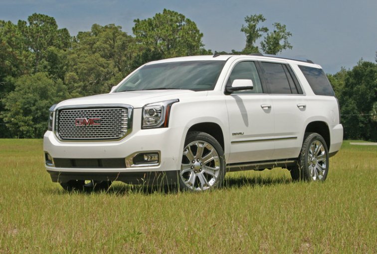 GMC Yukon News And Reviews   Top Speed 2015 GMC Yukon Denali   Driven