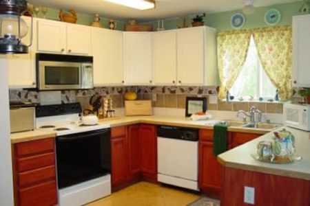 wpid simple kitchen deco 1 clean and simple kitchen decorating ideas 0