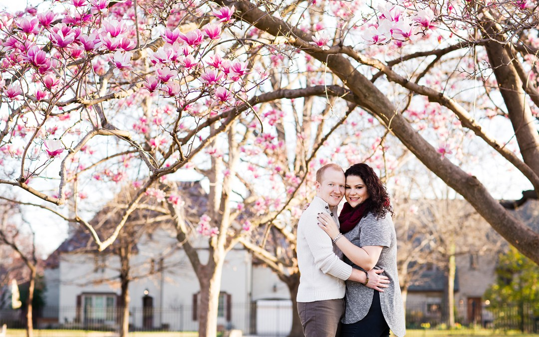 Taylor + Derek | Tulsa Engagement Session