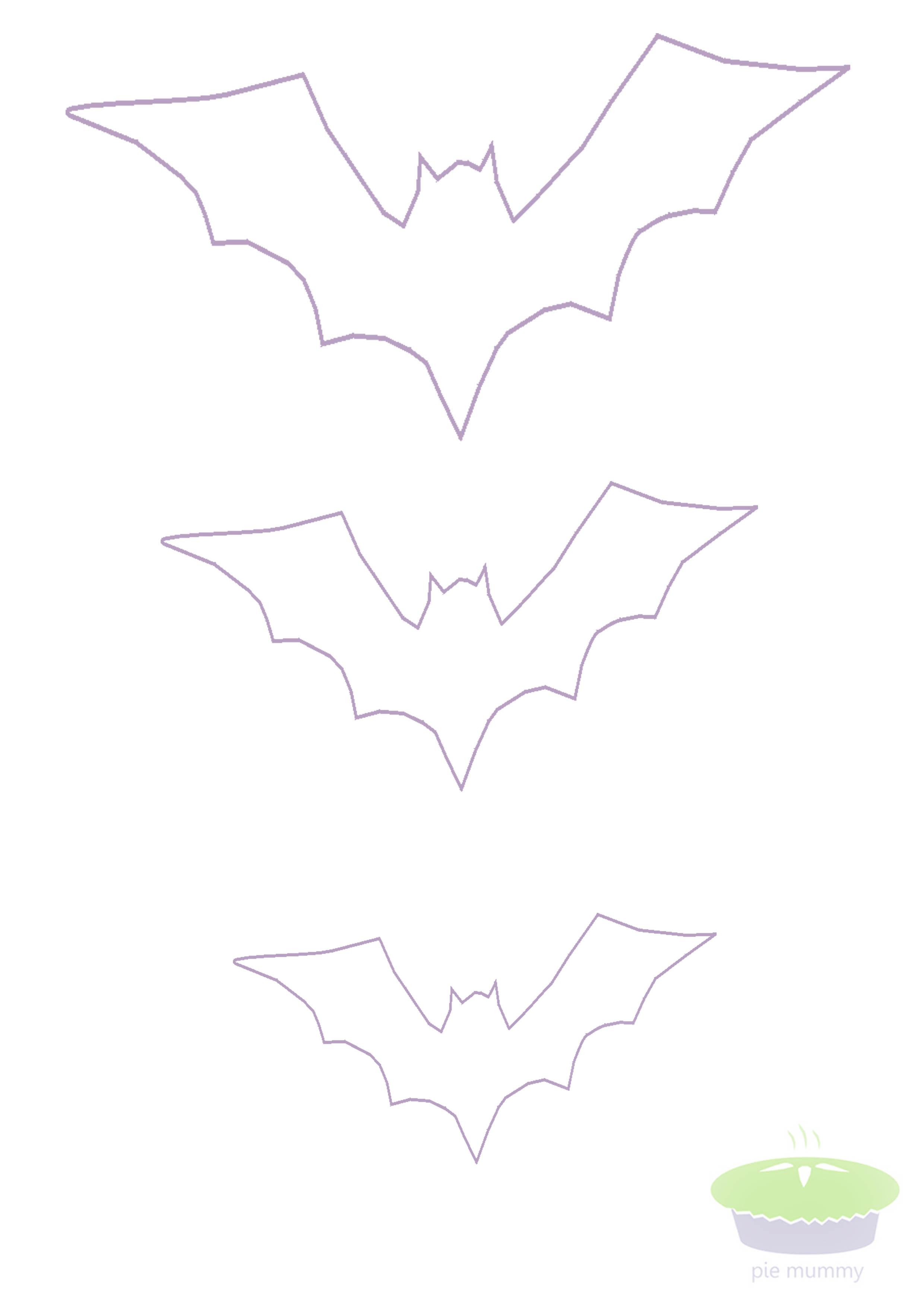 Fullsize Of Bat Cut Out