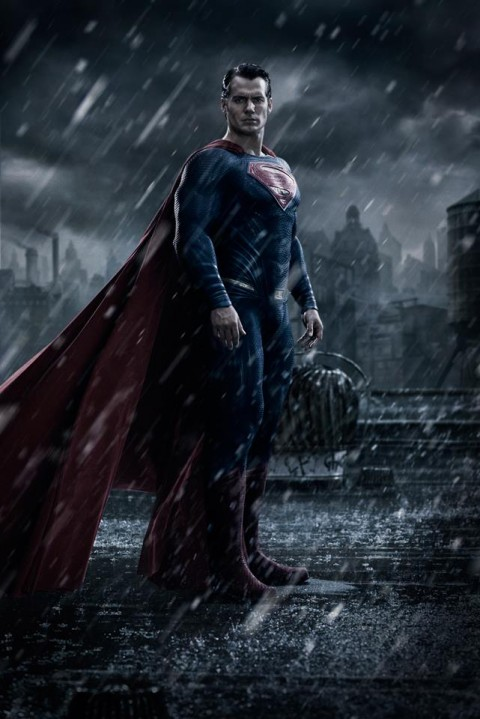 Photo - Henry Cavill as Superman