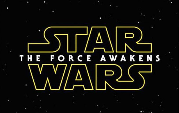 Logo - Star Wars The Force Awakens