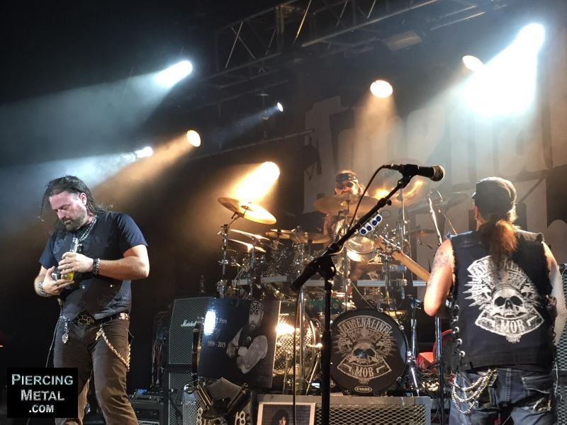 adrenaline mob, adrenaline mob live photos,
