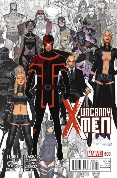 """Uncanny X-Men"" #600 Variant by Chris Bachalo"