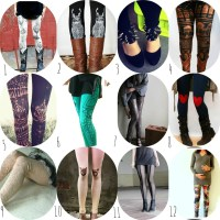 Trends: Lovin' the Leggings!