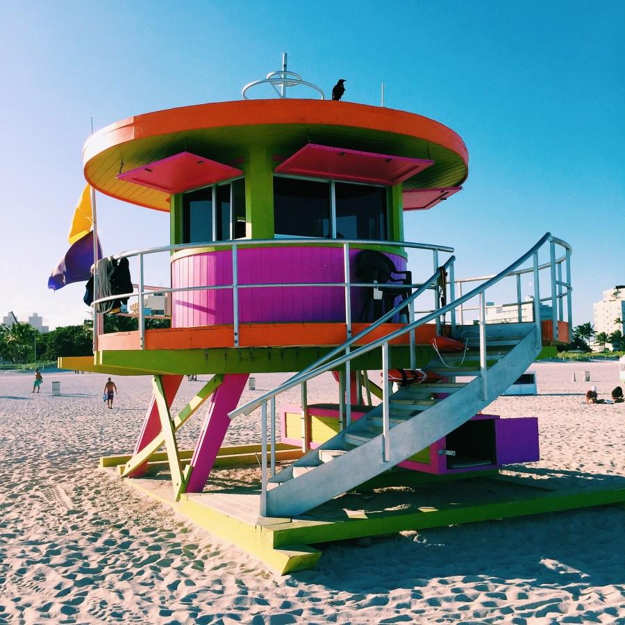 SOUTH BEACH - Miami Beach - USA