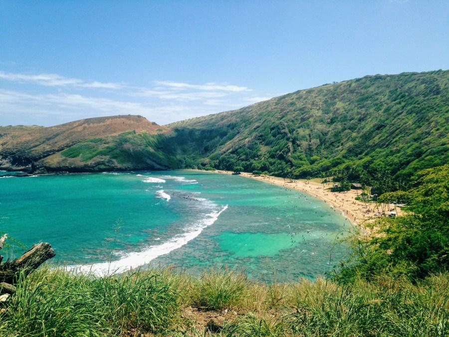 HANAUMA BAY - Oahu Hawai - USA