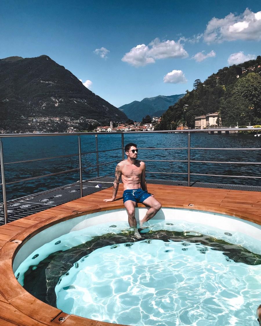 jacuzzi MO Lake Como