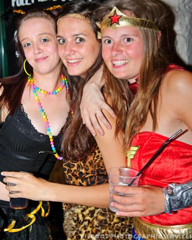 Cromer carnival fancy dress three young girls