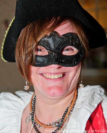 Cromer carnival fancy dress highway woman