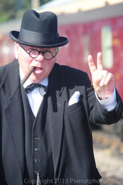 Winston Churchill - number 2!