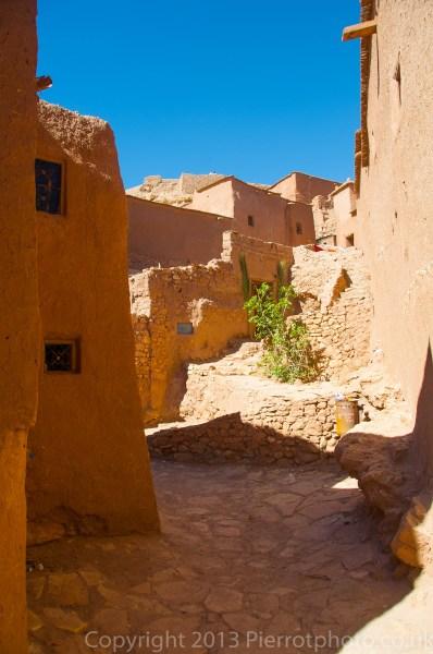 Ait benhaddou where Jesus of Nazareth was filmed, Morocco