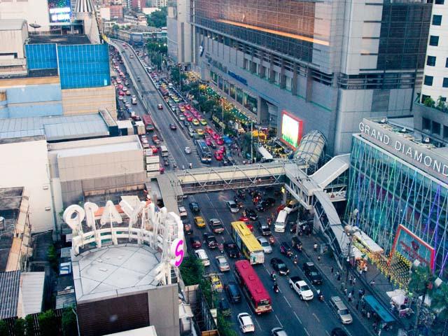 Bangkok – Airport Rail Link & Glow Pratunam Hotel