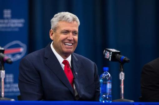 Bills head coach Rex Ryan (Photo: Brett Carlsen/Getty Images)