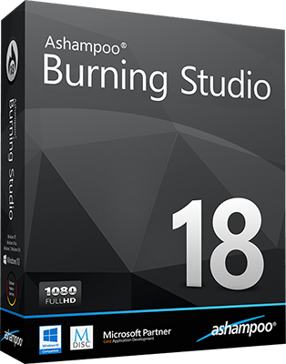 Ashampoo Burning Studio v18.0.6.29 DOWNLOAD PORTABLE ITA