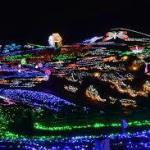 イルミネーション四国おすすめの人気スポット冬!!広大な公園に魅了される❣