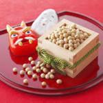 節分の豆まき由来は新年のため!!恵方巻方角がすぐ分かる!いつ食べますか⁉