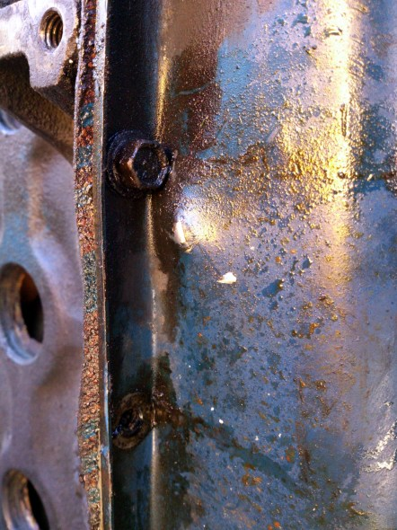 Ford 200 Oil Pan