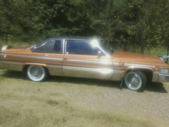 1979 Cadillac DevVille 2