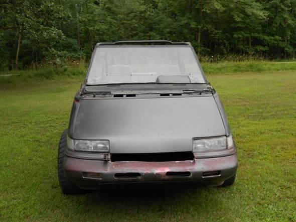 1990 Chevy Lumina APV Dune Buggy 1