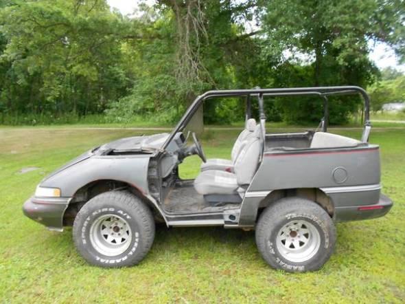 1990 Chevy Lumina APV Dune Buggy 3