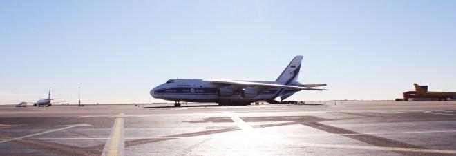 Antonov An-124 NCE