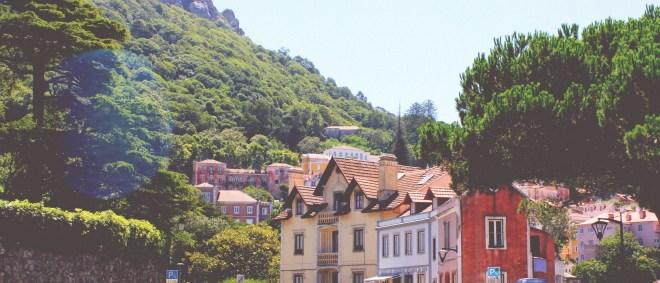 Straße Castelo