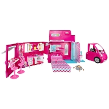 camping car barbie mattel poup e barbie pin buzz. Black Bedroom Furniture Sets. Home Design Ideas